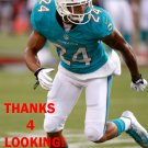 CORTLAND FINNEGAN 2014 MIAMI DOLPHINS FOOTBALL CARD