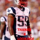 JAMES ANDERSON 2014 NEW ENGLAND PATRIOTS FOOTBALL CARD