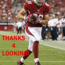 JOHN CARLSON 2014 ARIZONA CARDINALS FOOTBALL CARD
