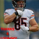 MATTHEW MULLIGAN 2014 CHICAGO BEARS FOOTBALL CARD