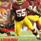 ADAM HAYWARD 2014 WASHINGTON REDSKINS FOOTBALL CARD