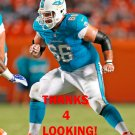 DAVID ARKIN 2014 MIAMI DOLPHINS FOOTBALL CARD