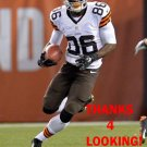 ANTHONY ARMSTRONG 2014 CLEVELAND BROWNS FOOTBALL CARD