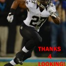 EDWIN BAKER 2014 NEW ORLEANS SAINTS FOOTBALL CARD