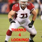 ANTHONY STEEN 2014 ARIZONA CARDINALS FOOTBALL CARD