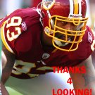 KENTWAN BALMER 2012 WASHINGTON REDSKINS FOOTBALL CARD