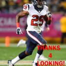 ANDRE HAL 2014 HOUSTON TEXANS FOOTBALL CARD