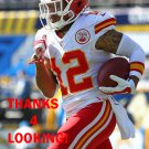 ALBERT WILSON 2014 KANSAS CITY CHIEFS FOOTBALL CARD