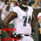 MICHAEL BAMIRO 2014 PHILADELPHIA EAGLES FOOTBALL CARD