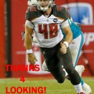 ANDREW DePAOLA 2014 TAMPA BAY BUCCANEERS FOOTBALL CARD