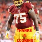 ROBERT THOMAS 2014 WASHINGTON REDSKINS FOOTBALL CARD