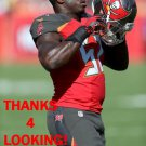 JASON WILLIAMS 2014 TAMPA BAY BUCCANEERS FOOTBALL CARD