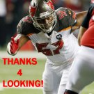 LARRY ENGLISH 2014 TAMPA BAY BUCCANEERS FOOTBALL CARD