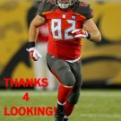 BRANDON MYERS 2014 TAMPA BAY BUCCANEERS FOOTBALL CARD