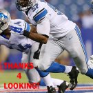 BRANDON HEPBURN 2014 DETROIT LIONS FOOTBALL CARD