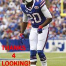 COREY GRAHAM 2014 BUFFALO BILLS FOOTBALL CARD