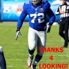 KERRY WYNN 2014 NEW YORK GIANTS FOOTBALL CARD