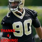 VICTOR BUTLER 2013 NEW ORLEANS SAINTS FOOTBALL CARD