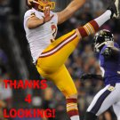 ROBERT MALONE 2014 WASHINGTON REDSKINS FOOTBALL CARD