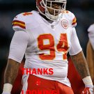 KEVIN VICKERSON 2014 KANSAS CITY CHIEFS FOOTBALL CARD