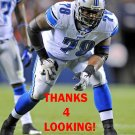 COREY HILLIARD 2014 DETROIT LIONS FOOTBALL CARD