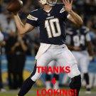 KELLEN CLEMENS 2014 SAN DIEGO CHARGERS FOOTBALL CARD