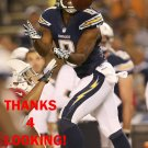 JAVONTEE HERNDON 2014 SAN DIEGO CHARGERS FOOTBALL CARD