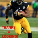JOSH HARRIS 2014 PITTSBURGH STEELERS FOOTBALL CARD