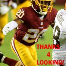RICHARD CRAWFORD 2014 WASHINGTON REDSKINS FOOTBALL CARD
