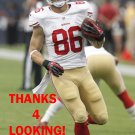 KYLE NELSON 2014 SAN FRANCISCO 49ERS FOOTBALL CARD