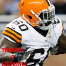 JACCOBI McDANIEL 2014 CLEVELAND BROWNS FOOTBALL CARD