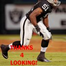 DAVID BASS 2013 OAKLAND RAIDERS FOOTBALL CARD