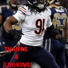 DAVID BASS 2014 CHICAGO BEARS FOOTBALL CARD