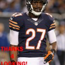 SHERRICK McMANIS 2014 CHICAGO BEARS FOOTBALL CARD