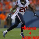 CHRIS CLEMONS 2014 HOUSTON TEXANS FOOTBALL CARD
