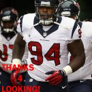 RICARDO MATHEWS 2014 HOUSTON TEXANS FOOTBALL CARD
