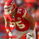MIKE McGLYNN 2014 KANSAS CITY CHIEFS FOOTBALL CARD