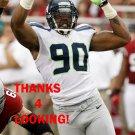 JASON JONES 2012 SEATTLE SEAHAWKS FOOTBALL CARD