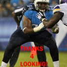 JUSTIN McCRAY 2014 TENNESSEE TITANS FOOTBALL CARD