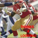 CARTER BYKOWSKI 2014 SAN FRANCISCO 49ERS FOOTBALL CARD