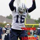 DONTE MOORE 2015 DALLAS COWBOYS FOOTBALL CARD