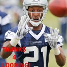 RONALD FIELDS 2015 DALLAS COWBOYS FOOTBALL CARD