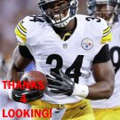 HOWARD JONES 2014 PITTSBURGH STEELERS FOOTBALL CARD