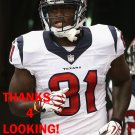 ANTHONY DENHAM 2014 HOUSTON TEXANS FOOTBALL CARD