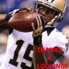 SEANTAVIUS JONES 2014 NEW ORLEANS SAINTS FOOTBALL CARD