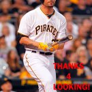 TRAVIS ISHIKAWA 2015 PITTSBURGH PIRATES BASEBALL CARD