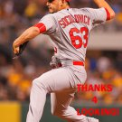 MIGUEL SOCOLOVICH 2015 ST. LOUIS CARDINALS BASEBALL CARD