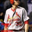 DAN JOHNSON 2015 ST. LOUIS CARDINALS BASEBALL CARD
