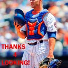 ANTHONY RECKER 2015 NEW YORK METS BASEBALL CARD