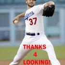 BRANDON BEACHY 2015 LOS ANGELES DODGERS  BASEBALL CARD